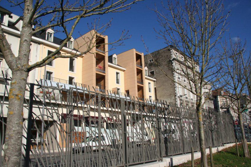 Rénovation de la Résidence Gaston TERRENEGRE à PAU