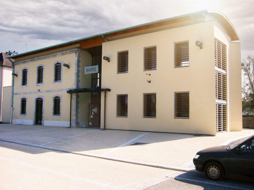 Mairie d'Abos (64)