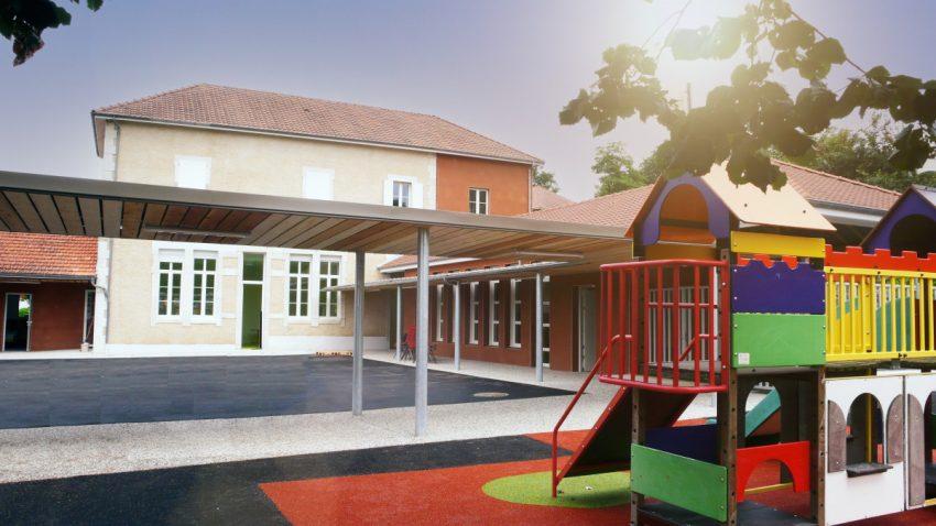Ecole Serres Sainte-Marie